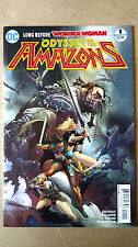 Odyssey Of The Amazons #1 First Print Dc Comics (2017) Wonder Woman