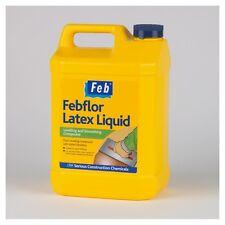 Feb 5 Litre Febflor Latex Liquid FBFLORLATLQ