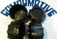 Compomotive Wheel Centre Caps 70mm Diameter Low Depth NEW X4