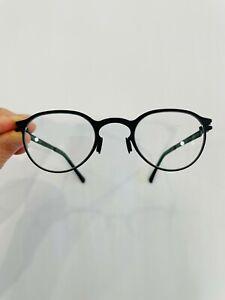 MYKITA Eyewear model JAMES colour BLACK (NEW) Made in Germany
