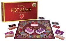 Orion 776491 Pärchen-Brettspiel 'A hot affair' Erotzikspiel Sexspiel Paarespiel