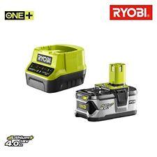 Ryobi Rc18120-140 Akku-starterset con 1x 4 0ah Batería 18 voltios & cargador