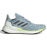 ADIDAS SOLARBOOST Womens Running Shoes Solar Boost - Steel Blue - Size 10