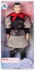 Disney Li Shang Classic Doll - Mulan - 12 Inch