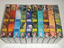 Animal Time Life Oddities 10-PC GIFT SET Time-Life Videos Sealed VHS Tapes + BOX