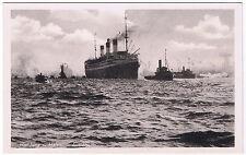 Vintage Verlag Postcard - Hamburg Hafen Ausreise - Hamburg Harbour  Unposted