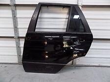 LEFT REAR DRIVER SIDE DOOR SHELL BLACK BMW E53 X5 2000 01 02 03 04 05 2006