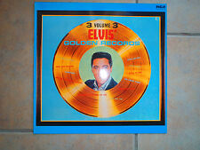 Elvis Presley-Golden Records Volume 3 LP Album