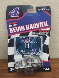 2021 Wave 3 Kevin Harvick Mobil 1 1/64 NASCAR Authentics $1 COMBINE SHIP