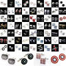 New Vintage Men Wedding Party Cufflinks Novelty Stainless Steel Shirt Cuff Links