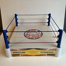 Wrestling Champions Bootleg Wrestling Ring Knockoff WWF WWE Style Simba Sungold