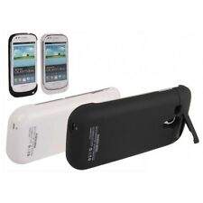Cover battery 3200mha Charger Samsung Galaxy S3 I9300 BLACK alta calidad