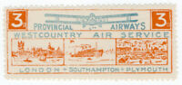 (I.B) Cinderella Collection : West Country Air Service 3d