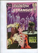 THE PHANTOM STRANGER #16 - IMAGE IN WAX! - (8.0) 1971