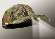 Panther Vision Realtree Max-4 Camo PowerCap with 4 LED Lights