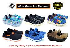 Women's Casual Shoes Bellerina's Loafers Sneaker Memory Foam insole -Rock Spring