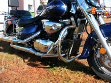 S) Suzuki Intruder VL 1500 LC Stainless Highway Crash Bar, Engine Guard