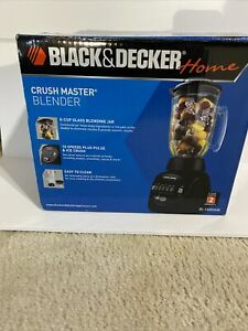 Black & Decler Crush Master Blender New In Box