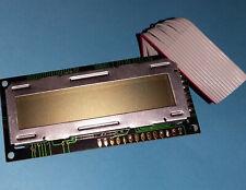 Hitachi Display LCD LM020L HD44780A00  IC 16 Digit 2 Zeilen