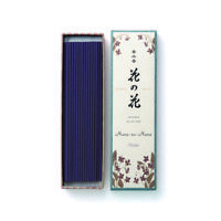 Incienso Japones Hana No Violeta - 40 Varillas - Nippon Kodo - Fabricado en