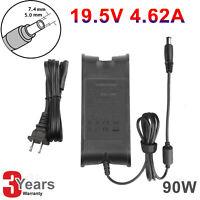 90W AC Power Adapter for Dell Latitude E5400 E5410 E5500 E5510 E6400 PA-10