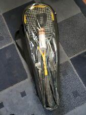 PRINCE  Squash Set, Racquet, Balls, Glasses, Carry Case new