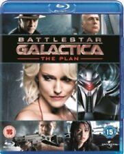 Battlestar Galactica The Plan (Edward James Olmos) New Region B Blu-ray