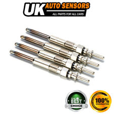 4X DIESEL HEATER GLOW PLUGS FOR BMW 3 SERIES LAND ROVER FREELANDER MG ZT 75 2.0