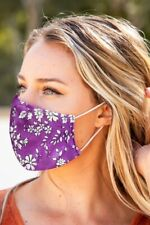 masque de protection fashion en tissus