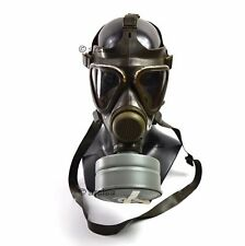 BW German army military gas mask M65Z. Gas mask drager + arbin nato filter 40mm