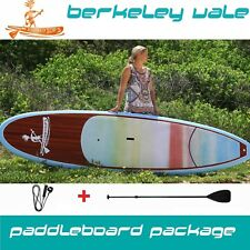 Stand up paddle board TIMBER 'Tutti Frutti'' 10 10'6 11'2 Package with Paddle