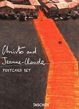 Christo and Jeanne-Claude Postcard Set by  | Card Book Book | 9783836547857 | NE