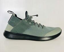 Nike Men's Free RN 880841-013 Size 10.5 Running Athletic Shoes Khaki Green New