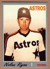 Nolan Ryan '81 Houston Astros Monarch Corona Classic Series #8
