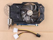 Original GIGABYTE NVIDIA GeForce GTX 750 2 GB Grafikkarte  2GB D5 128bit Video
