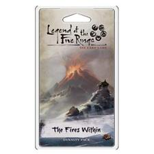 The Fires Within Dynasty Pack Legend Of The Five Rings Card Game L5C11 Elemental