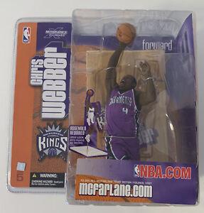 2003 McFarlane NBA Series 5 Chris Webber Sacramento Kings Figure