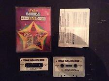 STAR Games 1 - 4 Games Inc. BEACH HEAD II, Tigre, FRATTALI-zx spectrum cassetta