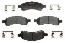 Disc Brake Pad Set-Reliant Ceramic Disc Brake Pad Front Raybestos MGD1169CH