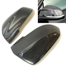 For 2012-2016 BMW 3-Series F30 F31 Sedan Wagon Carbon Fiber Glossy Mirror Cover