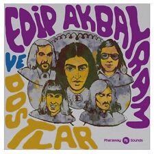 ANATOLIAN TURKISH FOLK FUNK PSYCH LP - EDIP Akbayram Singles Overview 1974-1977