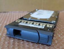 "NetApp DS4243 3.5"" 600GB 15K SAS Hard Drive X412A-R5 SP-412A-R5 108-00227+A0"