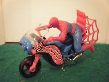 "Corgi No: 266 ""Spiderman's Spiderbike"" - (Original 1981/Mint/No Box"