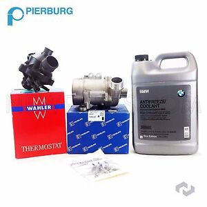 For BMW E83 X3 2007-2010 OEM Electric Water Pump Kit 11517586925 NEW