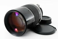 Nikon Ai-S NIKKOR 180mm f/2.8 ED Telephoto Lens W/Caps Tokyo Japan Tested