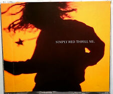 """SIMPLY RED """"Thrill Me"""" 4-Track Maxi-CD"""