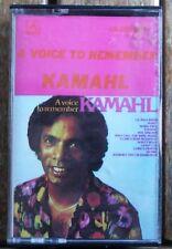 KAMAHL     A VOICE TO REMEMBER     CASSETTE TAPE  (RETRO)    (CS 295-089)   (43)