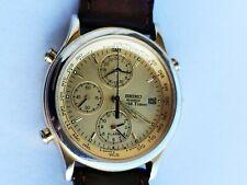 Seiko 5T52 6A28 Laminato Quarzo GMT