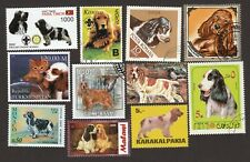 English Cocker Spaniel*Int'l Dog Stamp Art Collection *Great Gift Idea*