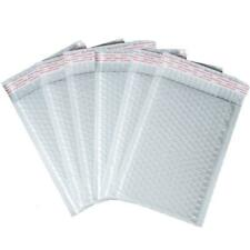 Any Size White Poly Bubble Mailers Shipping Mailing Padded Bags Envelopes